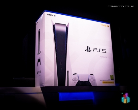 Playstation 5 Disc Edition Competition